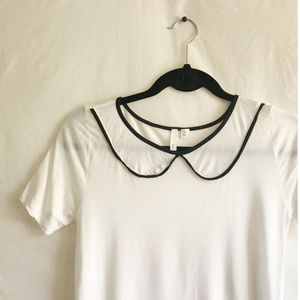 """Collared"" Fancy T Shirt"